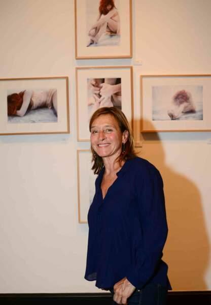 La photographe Sylvie Lancrenon