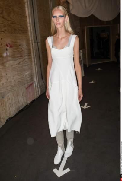 Victoria Beckham, new york, women fashion week, Backstage Fashion, spring summer 2017