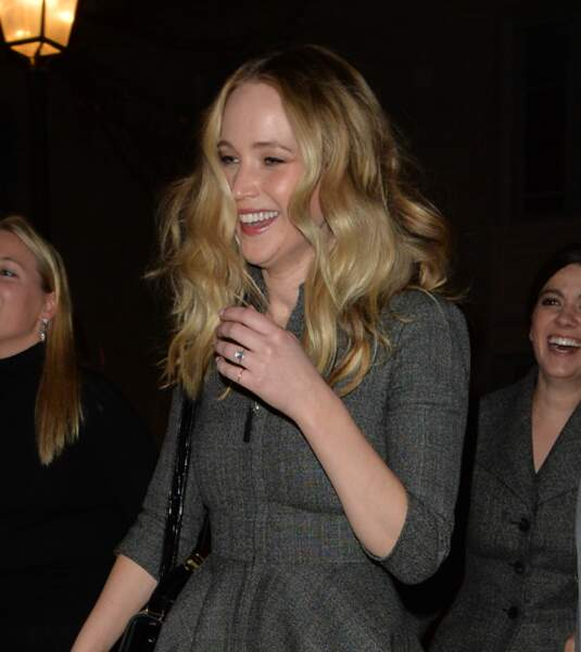 Jennifer Lawrence a officialisé ses fiançailles début février 2019 avec Cooke Maroney