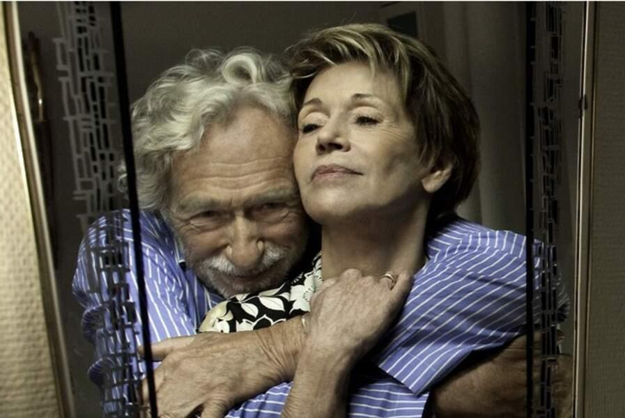 """Et si on vivait tous ensemble,"" avec Jane Fonda, 2012"