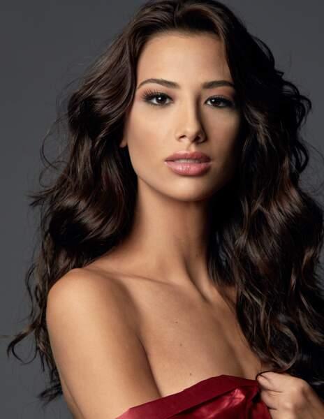Magdalena Cohendet, Miss Uruguay