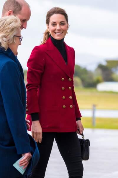 Si Kate Middleton porte le titre duchesse de Cambridge depuis son mariage, William est également prince de Galles