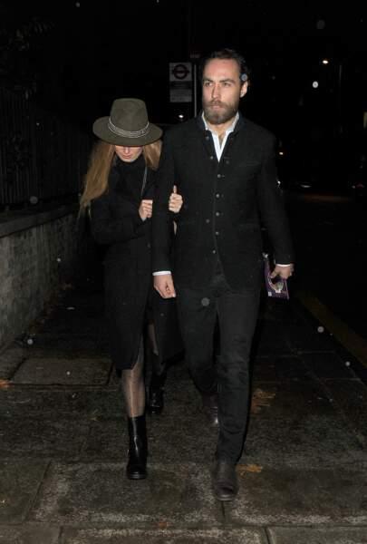 Il y a quelques jours, James Middleton avait sous-entendu que Kate rejoindrait les siens pour Noël