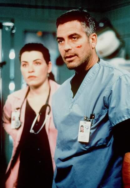 Carole et Doug dans Urgences