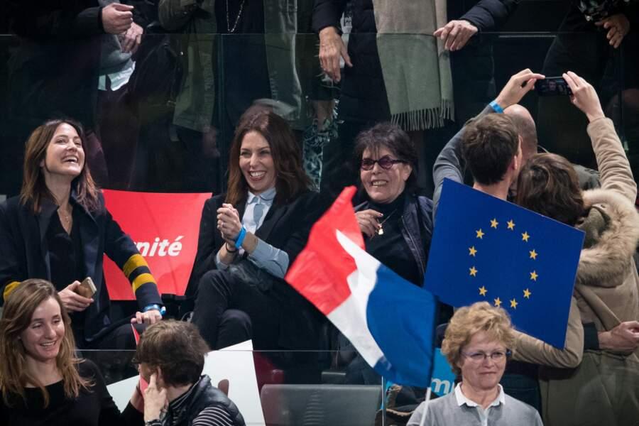 Keren Ann et Dani, le le 17 avril 2017 à Paris