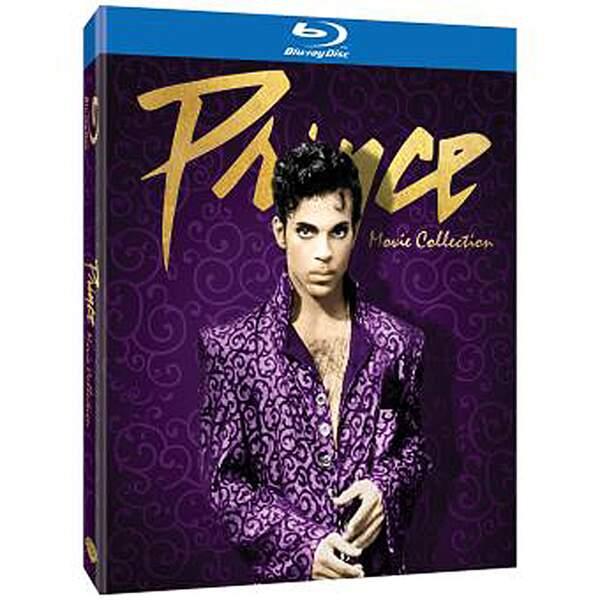 Coffret Prince 3 films DVD Blu-Ray, 29,99 € (Fnac)