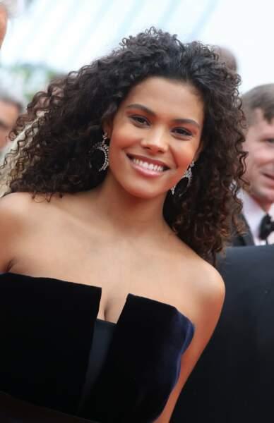 """Tina Kunakey retrouvera Vincent Cassel, héros de """"Hors Normes"""", à Cannes, le 25 mai"""