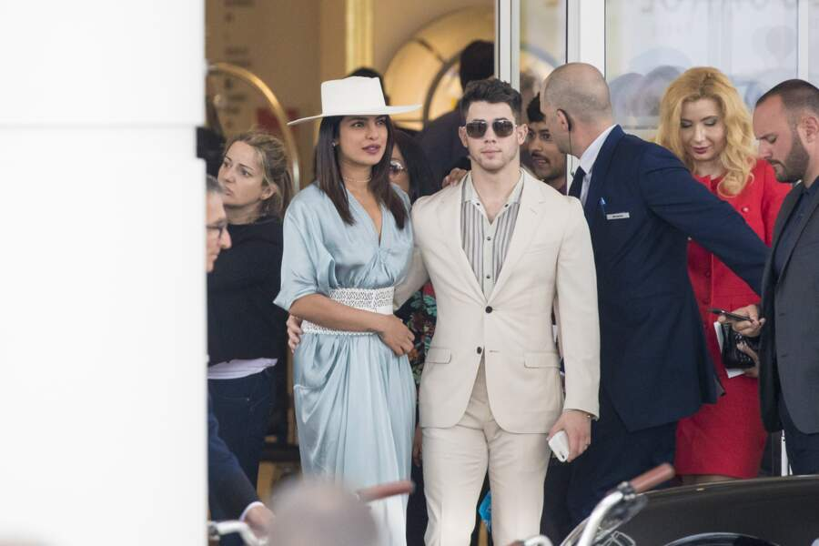 Nick Jonas et Priyanka Chopra : les jeunes mariés semblent plus proches que jamais