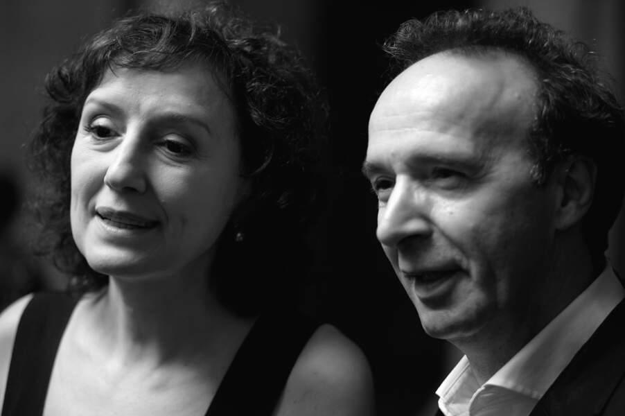 Roberto Benigni et Nicoletta Braschi (2016)
