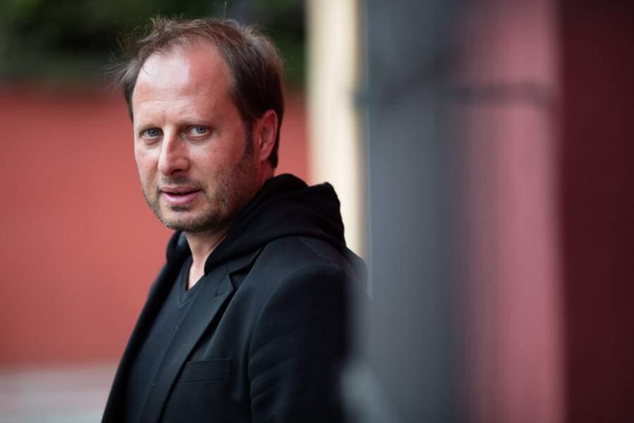 Fabrice Pellegrin, le nez de Firmenich qui a réalisé le parfum.