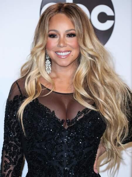 Mariah Carey, une diva qui soufflera ses 49 bougies le 27 mars 2019