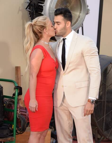10 ans les séparent mais Sam Asghari et Britney Spears sont pourtant très unis