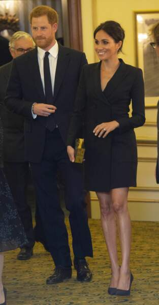 Meghan Markle, plus fashionista que duchesse ?