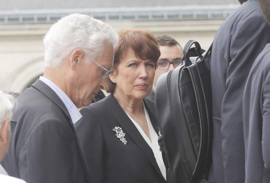 L'ancien ministre tenait à lui rendre hommage