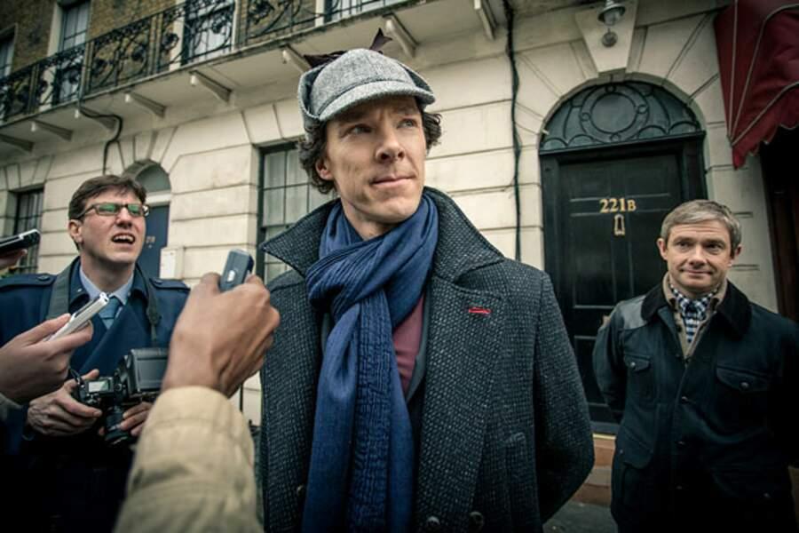 Sherlock en 2013
