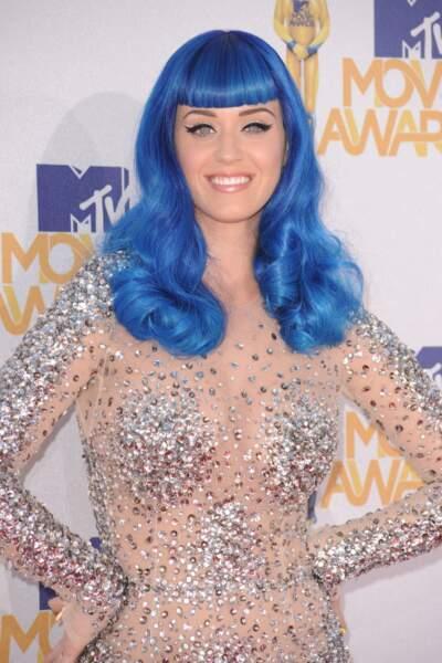 Katy Perry en 2010 aux MTV Movie Awards