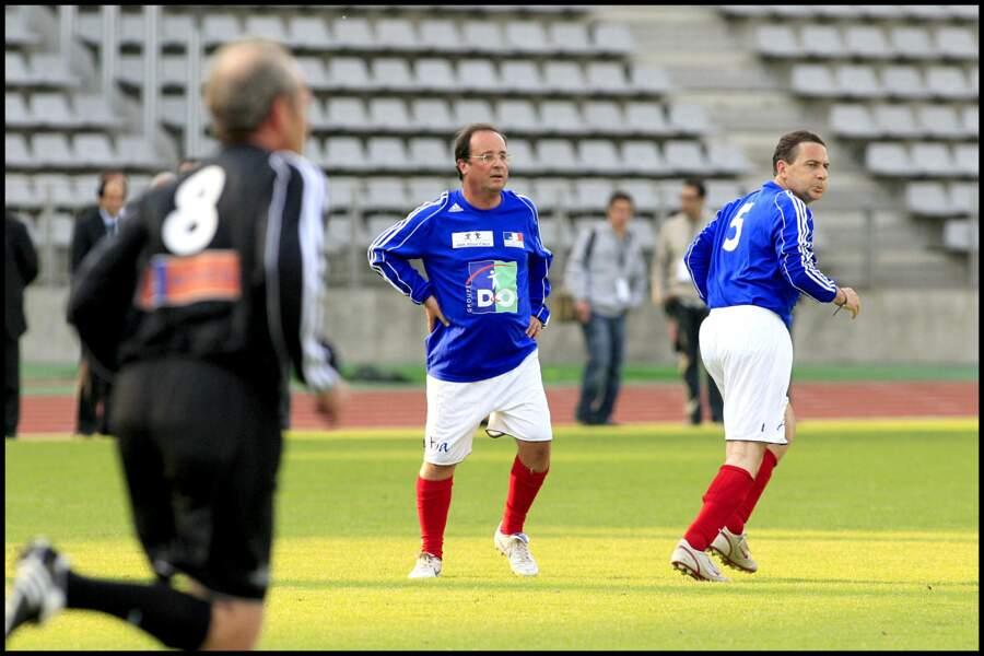 François Hollande et Eric Besson