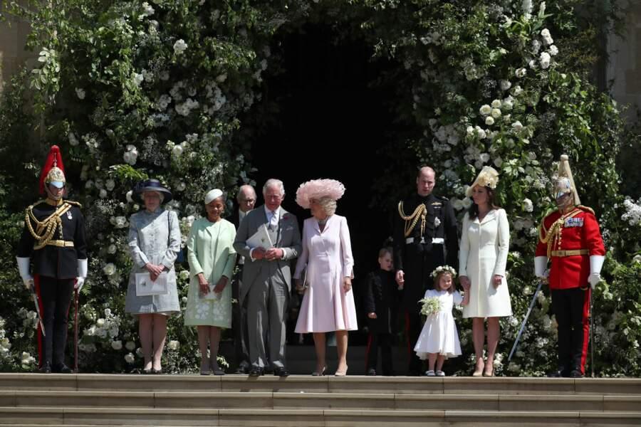 Il ne manque que Meghan Markle et le prince Harry sur cette belle photo de famille