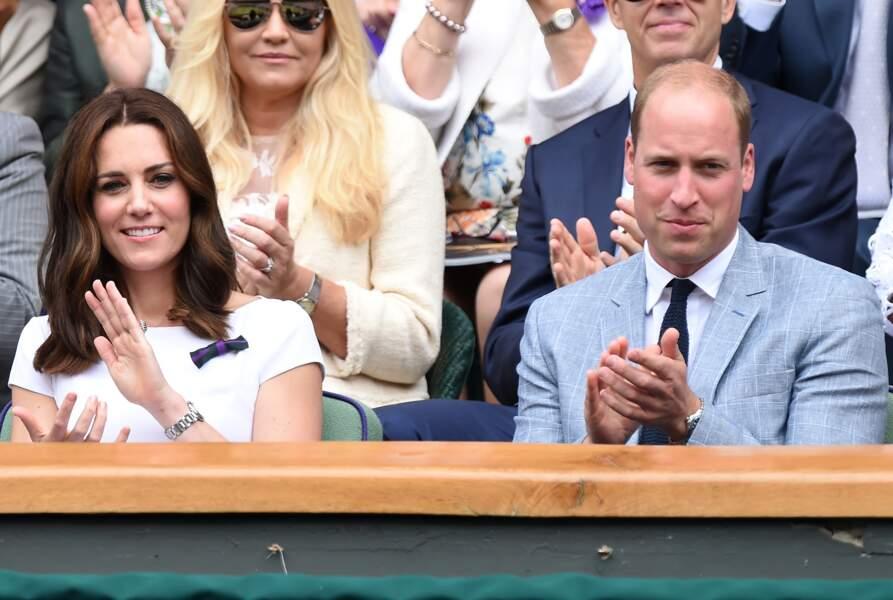 Ce lundi, le duc et la duchesse s'envoleront pour l'Allemagne et la Pologne