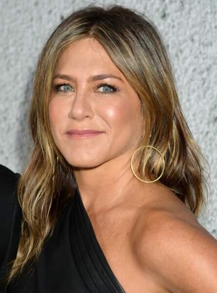 Jennifer Aniston accro à la vaseline