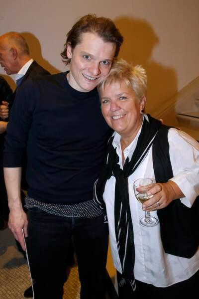 Bénabar et Mimie Mathy