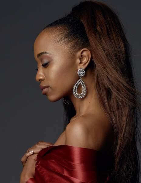Ntandoyenkosi Kunene, Miss Afrique du Sud