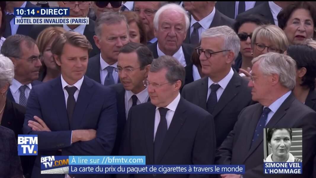 Obsèques de Simone Veil : François Baroin