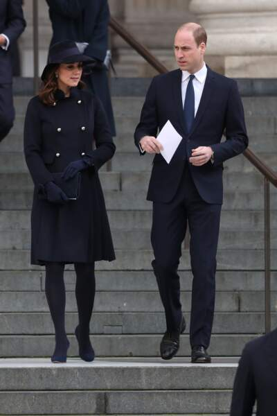 Kate et William d'Angleterre un couple uni et assorti