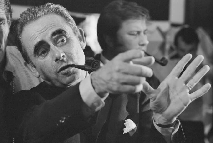 Le réalisateur Henri-Georges Clouzot (disparu le 12 janvier 1977)