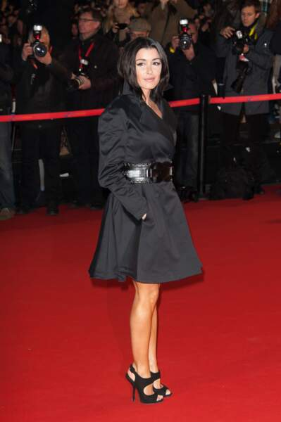 Jenifer à Cannes