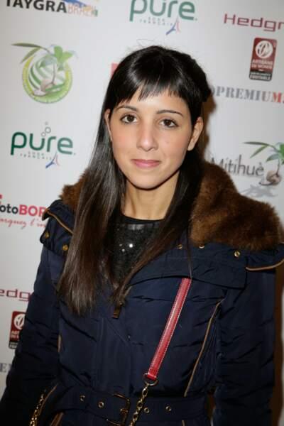 Naoelle D'Hainaut, la gagnante de la saison 4