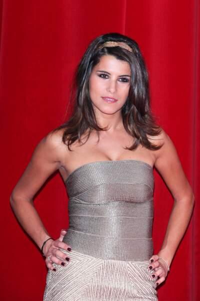 Karine Ferri au Festival de la Télévision de Monte-Carlo, en 2010