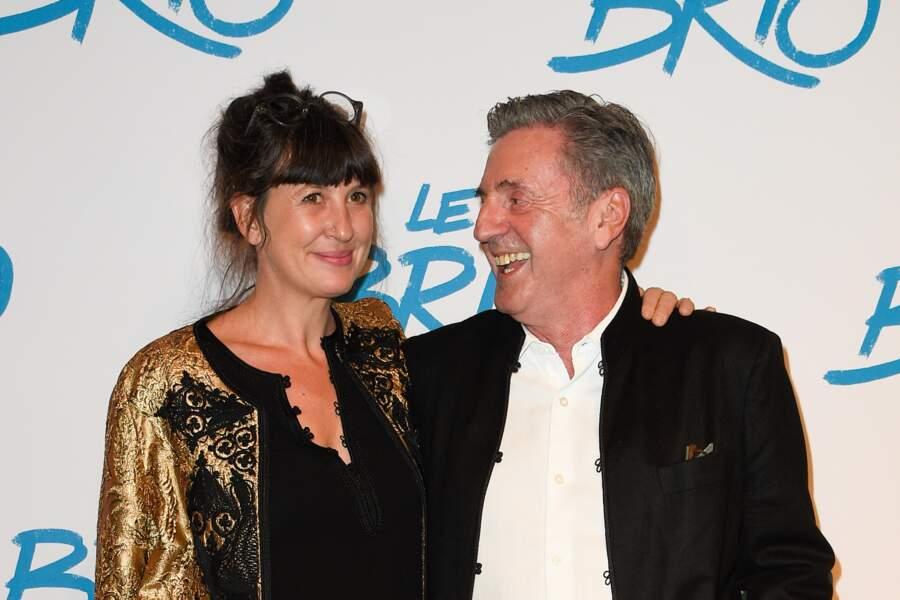Daniel Auteuil et sa femme Aude Ambroggi