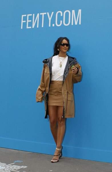 Rihanna voulait une collection sexy pour tous les corps de femme, les minces comme les plus rondes