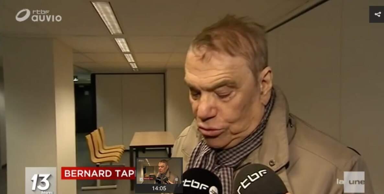 Bernard Tapie fatigué mais déterminé face à la justice belge