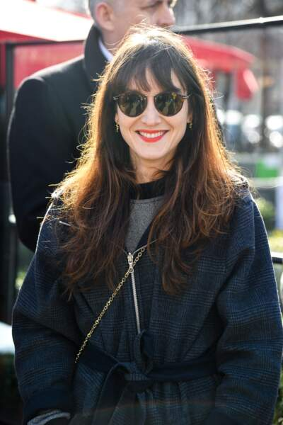 Anaïs Demoustier nommé pour le césar de la meilleure actrice dans un second rôle