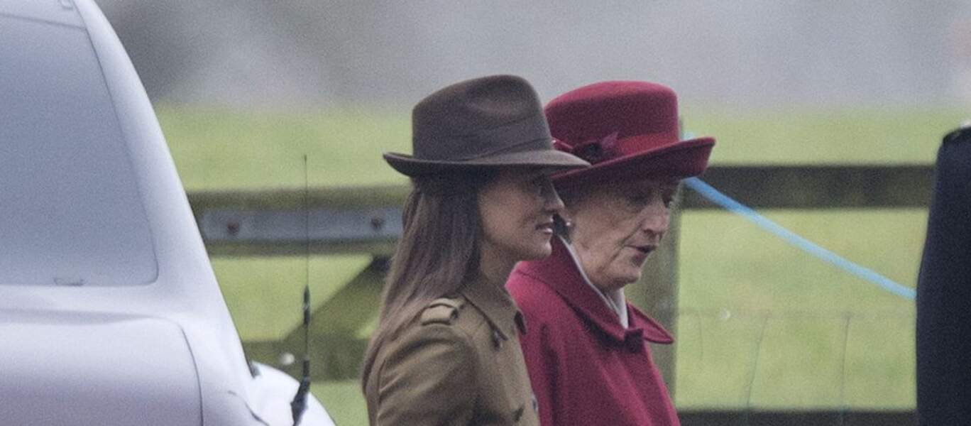 Pippa Middleton était également