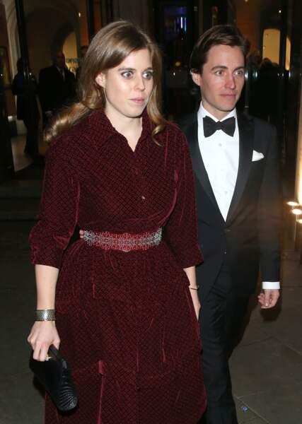 Béatrice d'York et Edoardo Mapelli Mozzi projeteraient toutefois de se marier au cours de l'année 2019