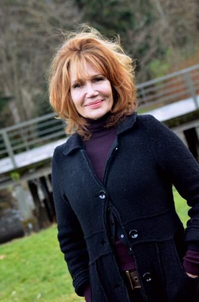Clémentine Célarié, présidente du jury fiction 2016