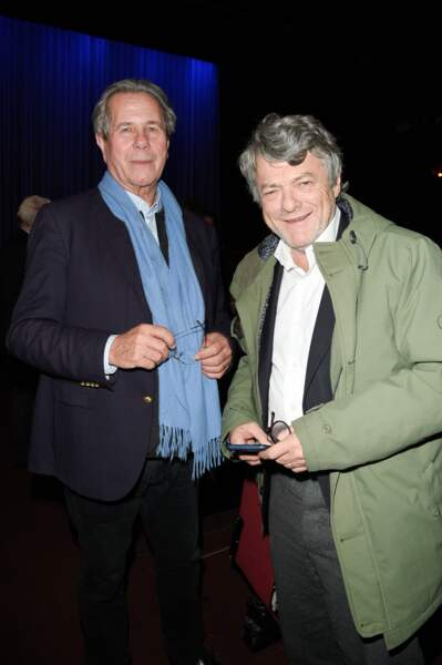 Jean-Louis Debré et Jean-Louis Borloo
