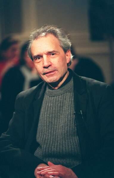 Le réalisateur Jacques Rivette (disparu le 29 janvier 2016)