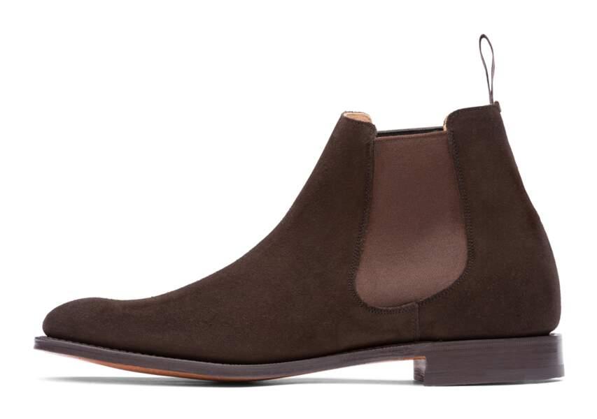 Chelsea Boots en suède, 550 €, Church's