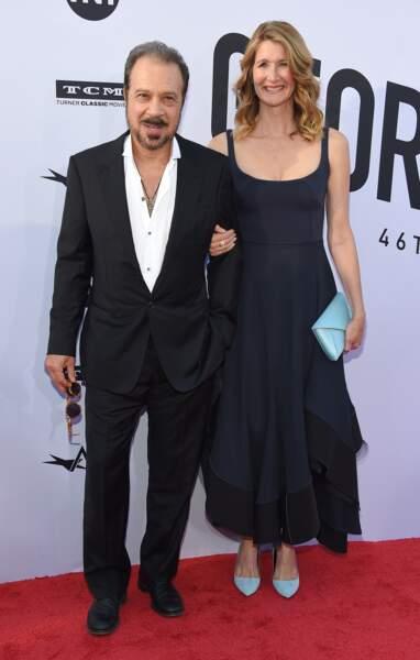 Ed Zwick et Laura Dern