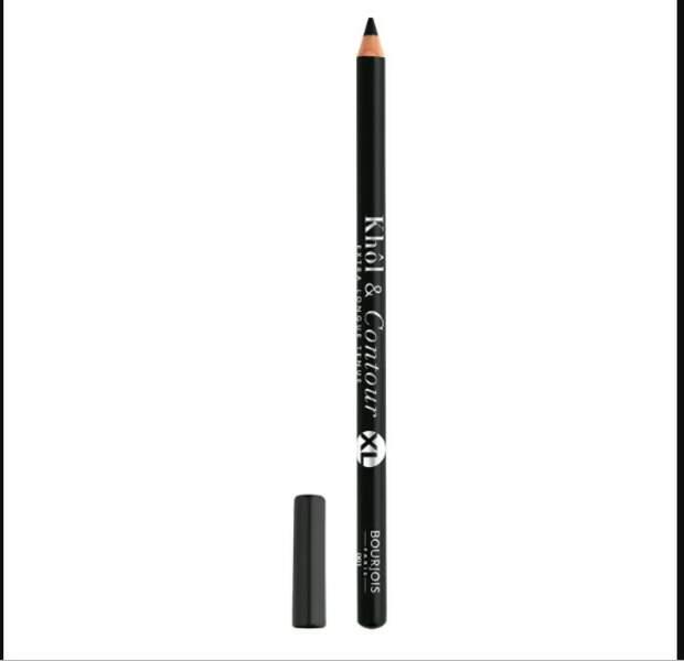 Crayon Khol et Contours XL Bourjois, 7,50€