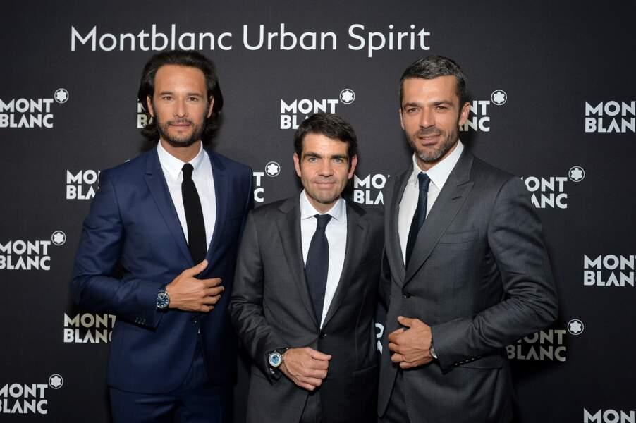 Montblanc Urban Spirit Launch In Paris