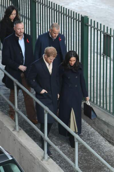 Le prince Harry et Meghan Markle ont annoncé leurs fiançailles lundi 27 novembre