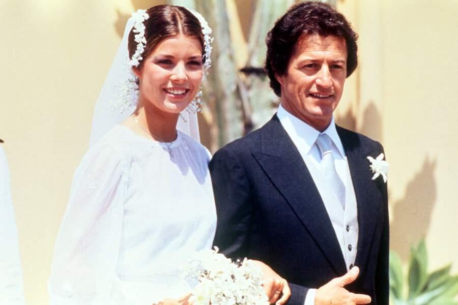 Un an plus tard, Caroline de Monaco a introduit une demande de reconnaissance de nullité du mariage religieux. Celle-ci a été examinée et validée le 1er juillet 1992 par le pape Jean-Paul II