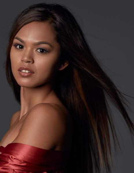 Muñeka Joy Cruz Taisipic, Miss Guam