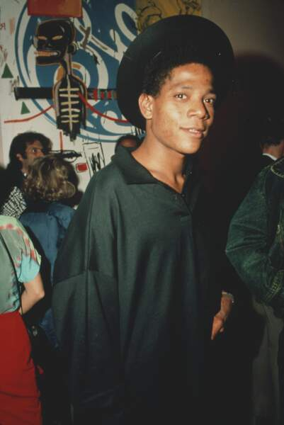 Jean-Michel Basquiat a vécu une relation passionnelle avec Madonna, en 1982