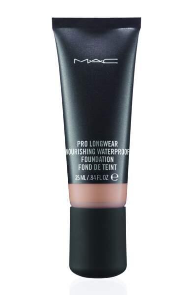 Fond de teint Pro Longwear Nourishing Waterproof, Mac Cosmetics